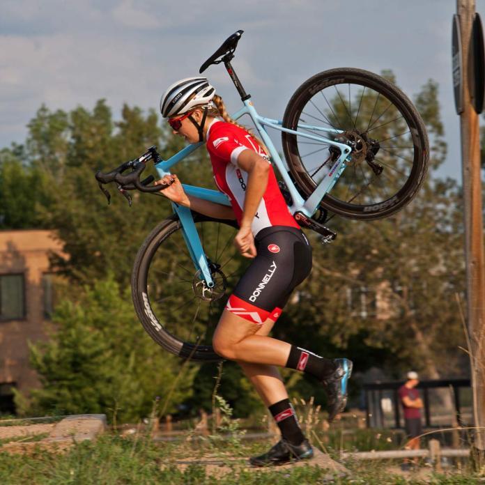 Donnelly C//C carbon cyclocross bike, Amy D Blue edition