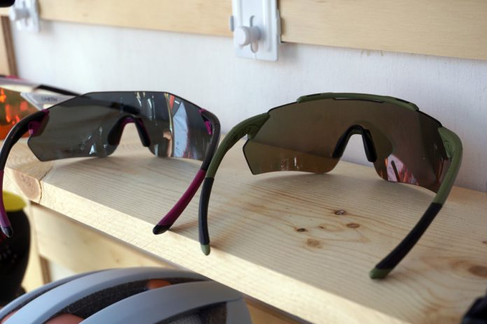2019 Smith Ruckus and Reverb Velocity performance cycling sunglasses