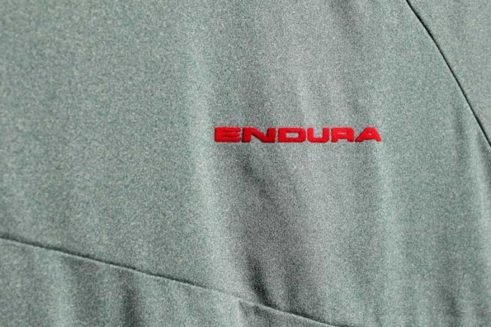 Endura Singletrack Lite Tee, fabric