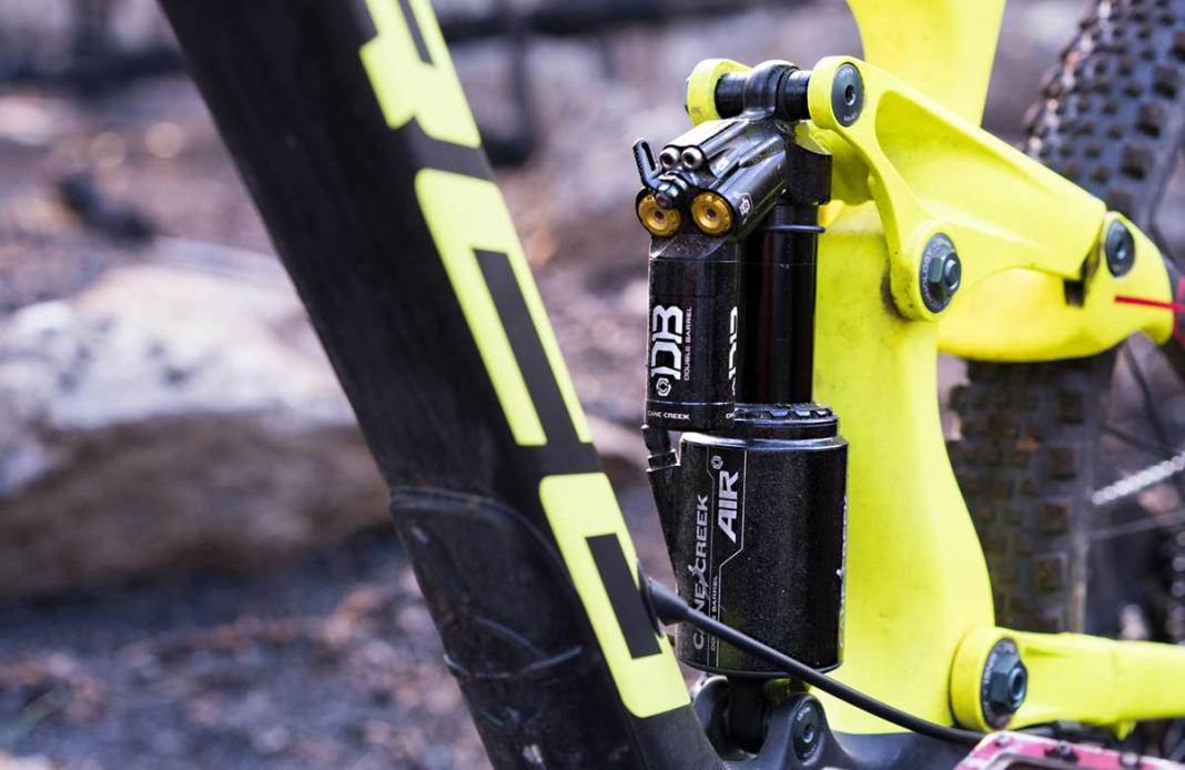 Cane Creek explains how ambient air pressure and altitude affect your air fork and shock suspension performance on a mountain bike