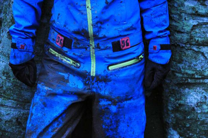 Dirtlej-Core-Edition-Dirtsuit-onesie-mountain-biking-mud-rain-waterproof-breathable-durable-one-piece-ladies-midriff