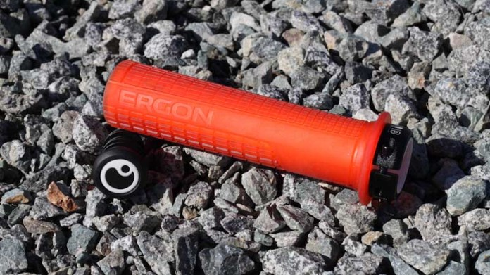 Ergon GD1 Evo Factory downhill grips, taper