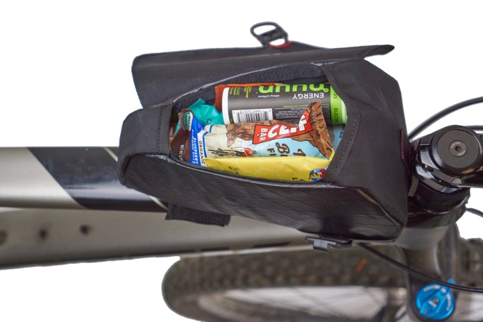 Carry more on your top tube with new Revelate Designs Mag-Tank 2000