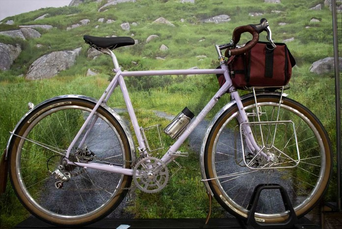Velo Orange Randonneur Bag