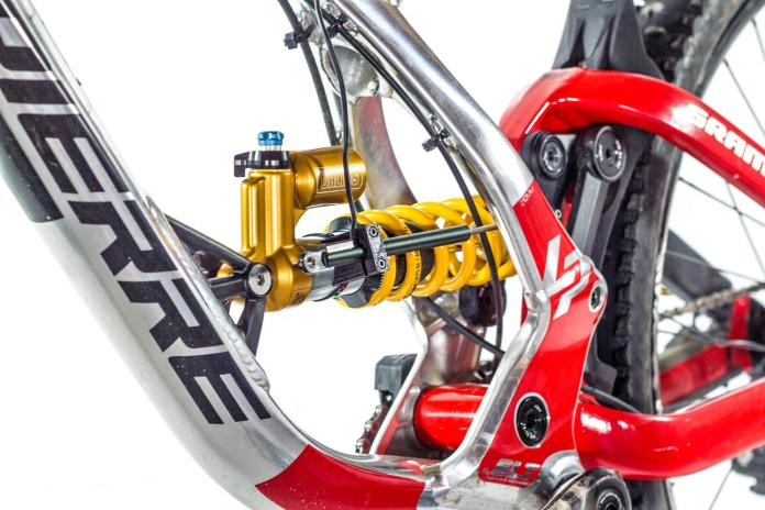 BYB Telemetry pro MTB suspension analysis & tuning