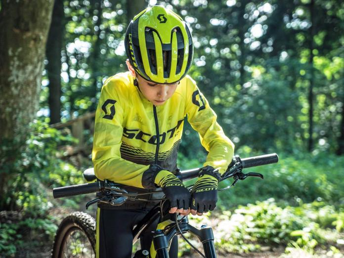 ScottHeroes Inspire Heroes, motivating kids on bikes