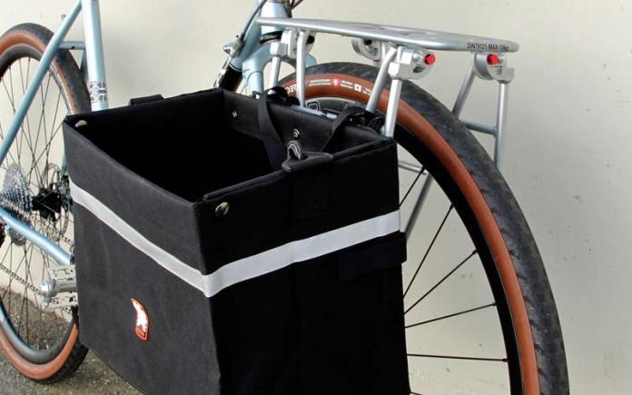 Soma Portfolder folding porteur front rack