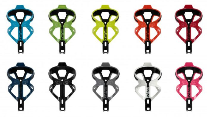 Zefal Pulse B2 bicycle water bottle cage fits any size bottle