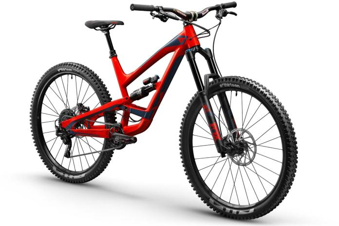 2019 YT Capra enduro mountain bike