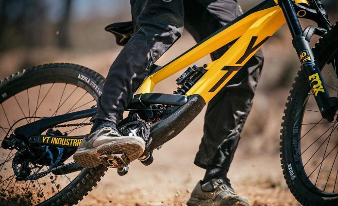 2019 YT Tues downhill race or even freeride mountain bike
