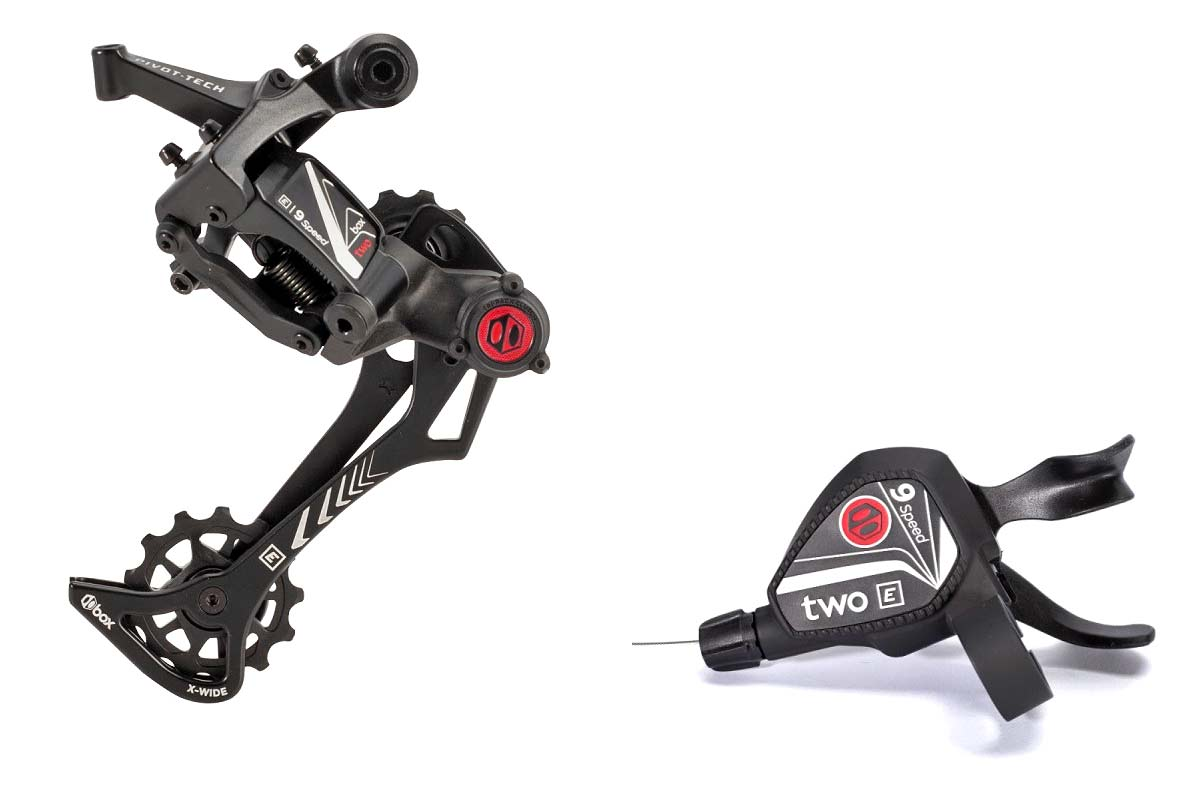 Fewer speeds go the distance? Box Two-E drivetrain returns
