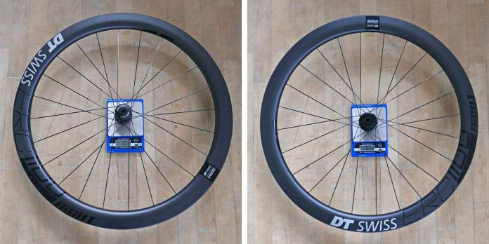 DT Swiss ERC 1100 Review all-rounder aero carbon endurance road wheels 1506g actual weight