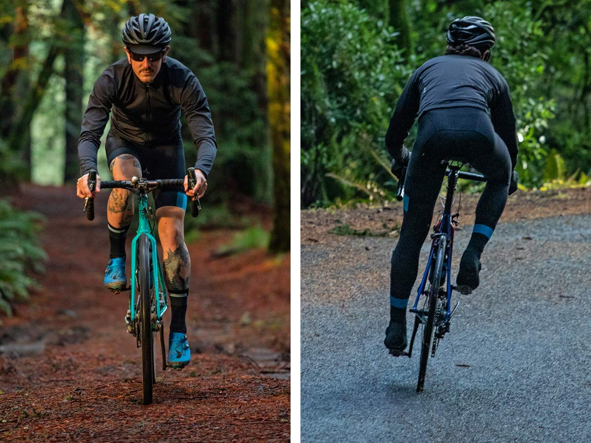 Polartec stretches out lightest, most breathable waterproof cycling jacket ever… Ornot.