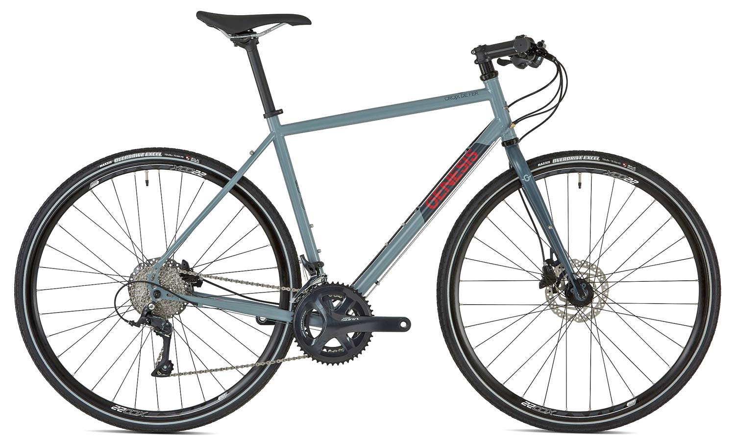 Early 2020 steel Genesis bikes for road & adventure, 1 1/8