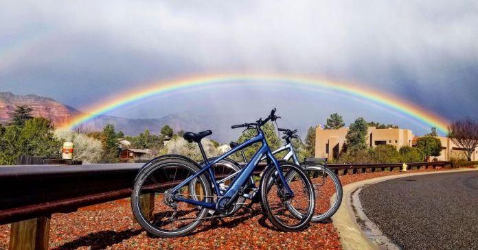 Bikerumor Pic Of The Day: Sedona, Arizona