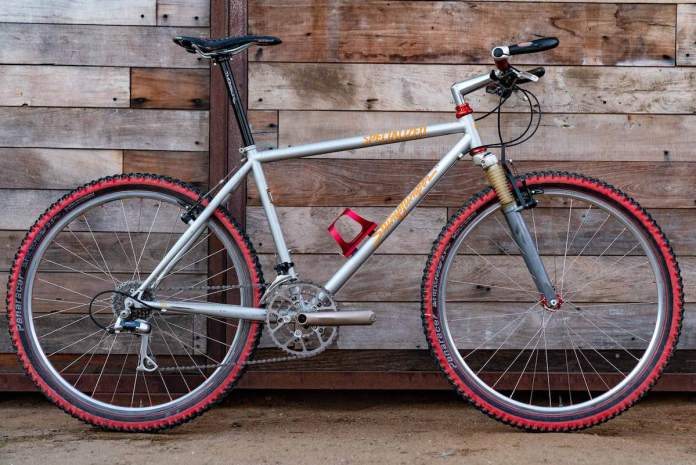 Bikerumor Pic Of The Day: Stumpjumper Throwback