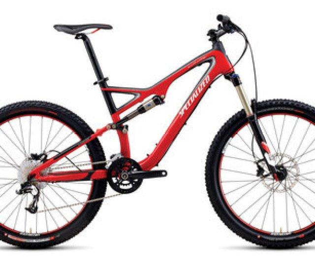 Specialized Stumpjumper Fsr Comp Carbon Mountain Bike