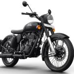 Royal Enfield Classic Stealth Black Price Specs Mileage Colours Photos And Reviews Bikes4sale