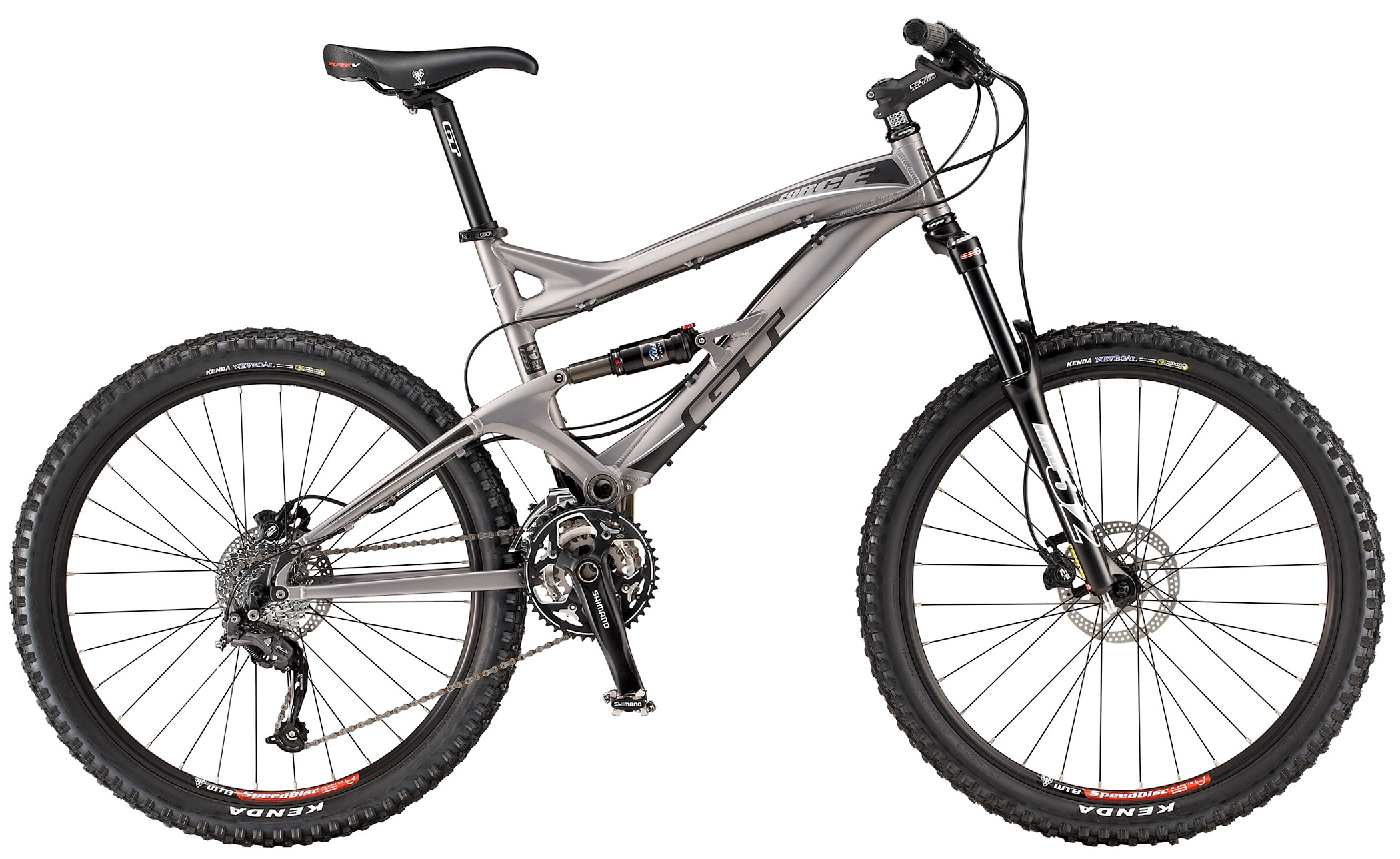 Gt Full Suspension Mountain Bike