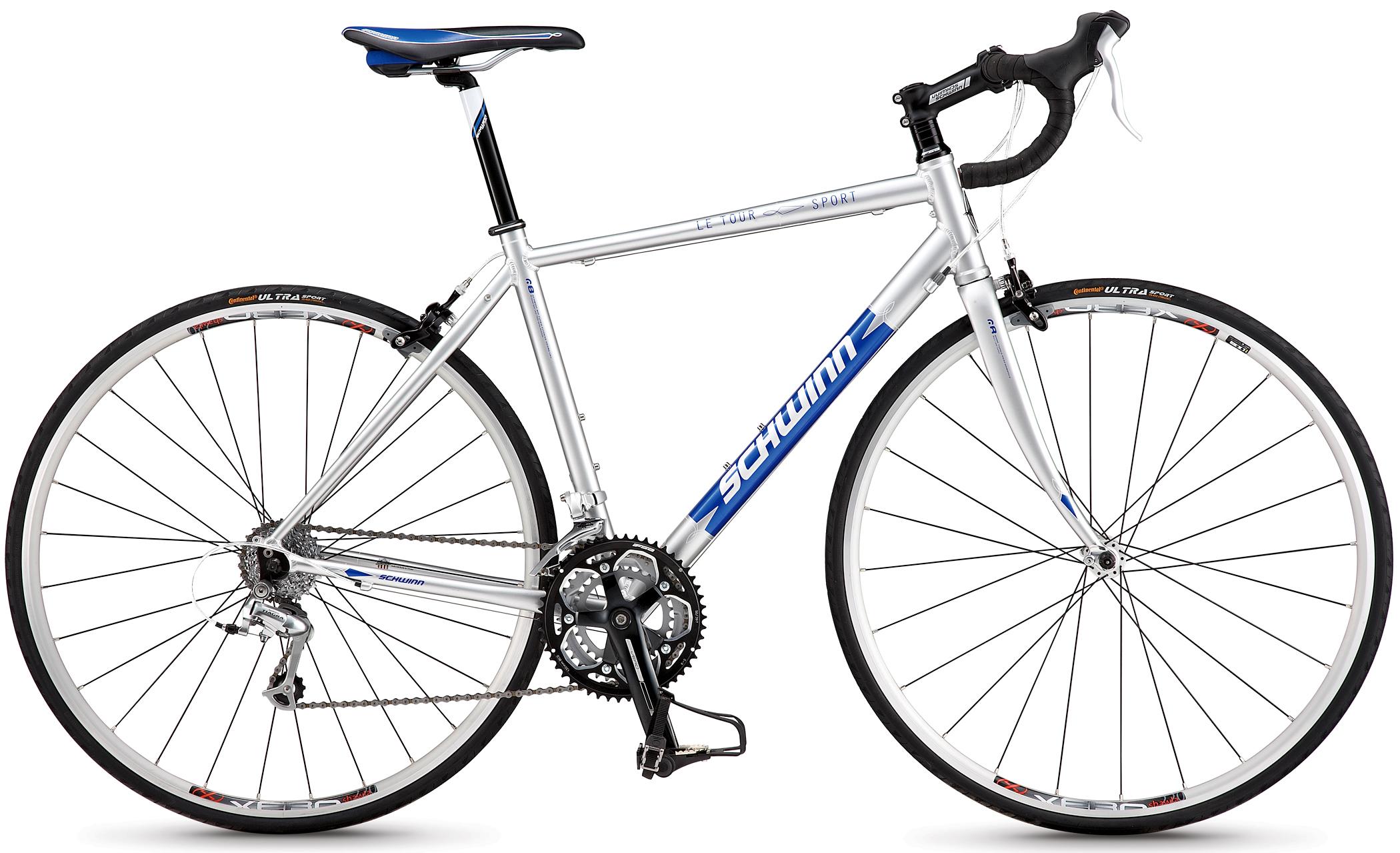 Schwinn Road Bikes Le Tour Super Reynolds 520 Chromoly