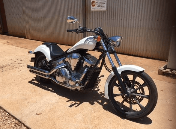 SELLER SAYS: This Is A 2011 Honda Fury, Shaft Drive And Powered By A 1300cc  V Twin Fuel Injected Engine. Itu0027s In Immaculate Condition And Has Travelled  Less ...