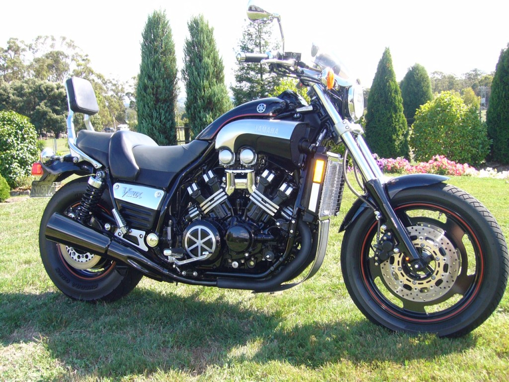 Bikes For Sale The Bike Shed Times 1970 Triumph Trophy 650 Wiring Diagram 1995 Yamaha V Max 1200 11000