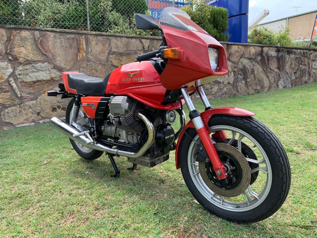Bikes For Sale The Bike Shed Times Rd400d Yamaha Motorcycle Rear Disc Brake Caliper Diagram And Parts Seller Says This Was Sourced From A Moto Guzzi Collector In Japan Who Very Rarely Lets Go Of Any His Collection Rare Chance To Obtain One