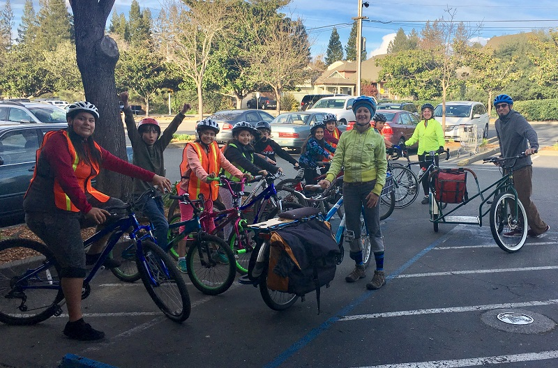 getting bikey with middle school kids  u2013 sonoma county