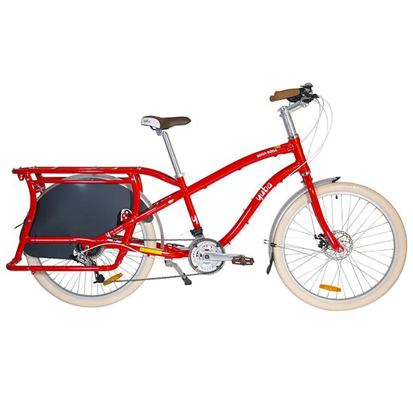 Yuba Boda Boda Cargo Bike (Retail Value: $1,599)