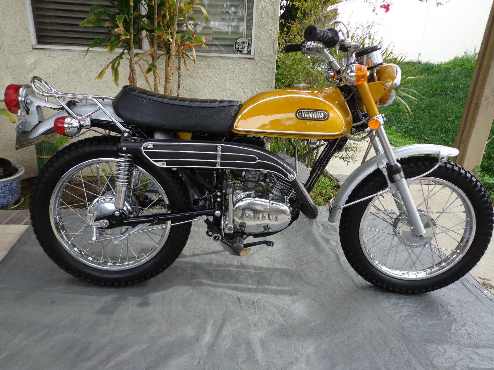 1971 Yamaha Ct1 Wiring Diagram Diagrams Engine 175 34 1974 Enduro Motorcycles