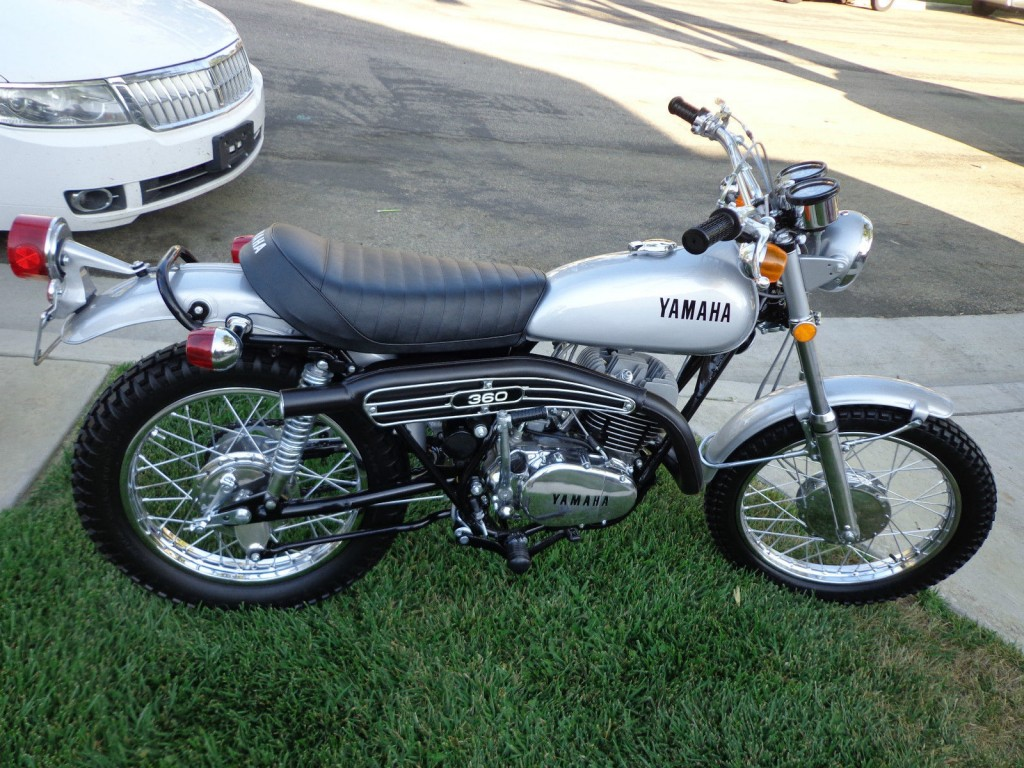 650 Yamaha Motorcycle Wiring Diagrams 1972 175 Diagram