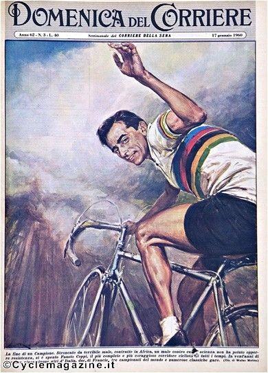 Achille Beltrame, 1960 morte Fausto Coppi