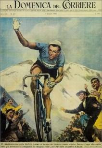 Achille Beltrame, 1953 Coppi sullo Stelvio