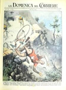 Tour de France 1953, caduta Hugo Koblet
