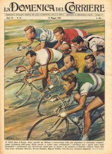 Achille Beltrame, Giro d'Italia 1959