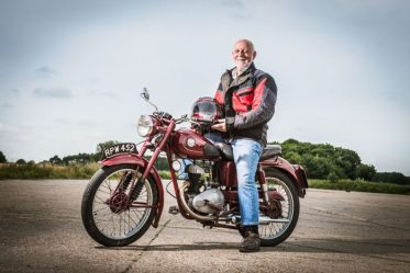 "John's ""Famous James"" – the ultimate forever bike"