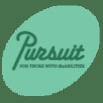 PURSUITcircle_GREENonLGREEN