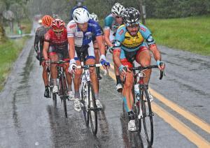 races cycling Hardest amateur