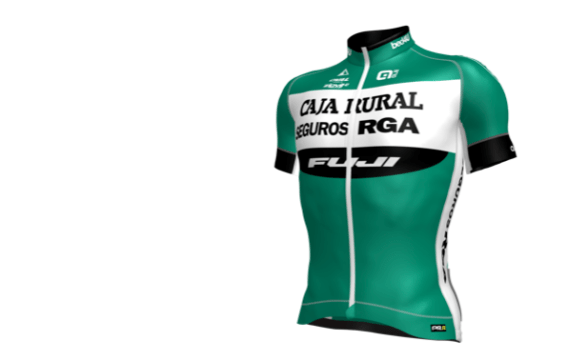 Team Caja Rural-Seguros RGA reveals 2016 jersey e2f324cd2