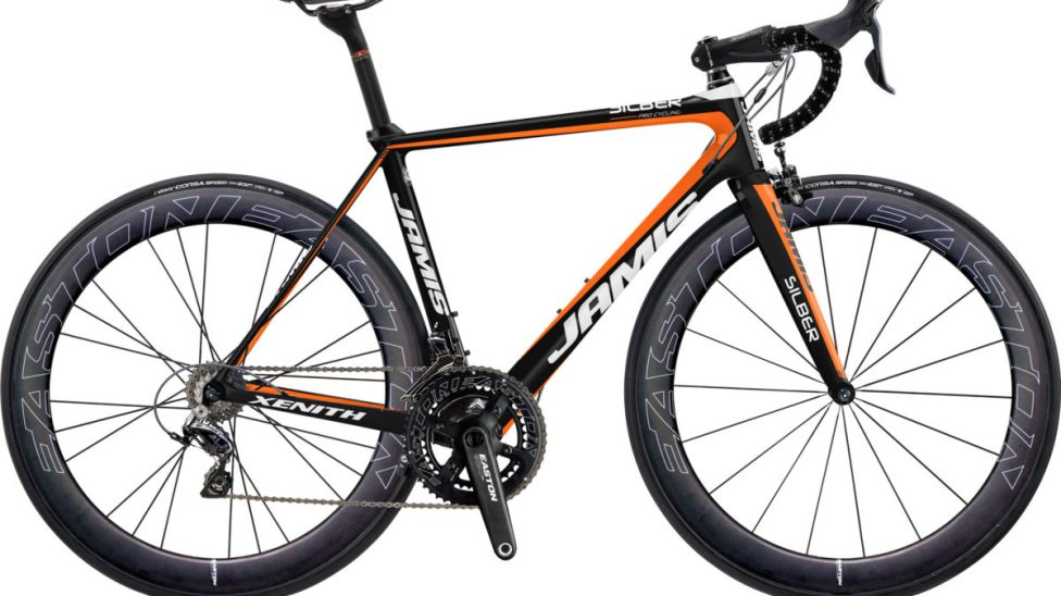 c7780f0b1 Jamis Bicycles   Silber Pro Cycling announce two year partnership