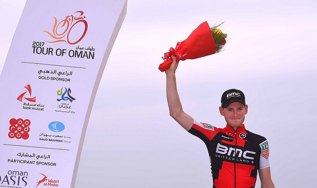 Ben Hermans 2017 Tour of Oman Stage 2