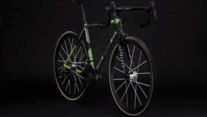 absoluteBLACK's Custom T-Lab Gravel Bike From Sea Otter