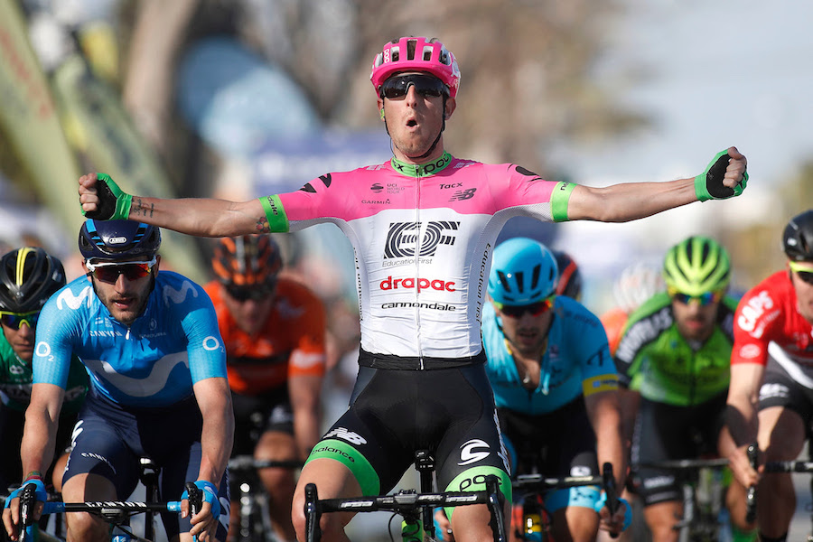 Herrera – Spain – wielrennen – cycling – cyclisme – radsport – Sacha MODOLO  (Italy   Team EF Education First – Drapac P B Cannondale) pictured during  stage ... c8e18341e