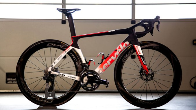 Cervelo and Team Sunweb join forces for 2019 cecdc78cb