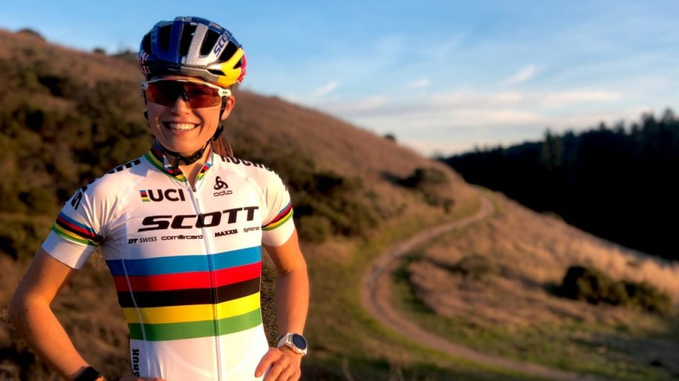 34c2faa6a9e MTB World Champion Kate Courtney to join SCOTT-SRAM MTB Racing