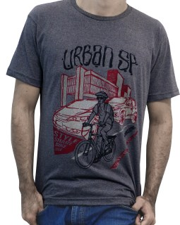 Camiseta casual Urban SP - Urban Series