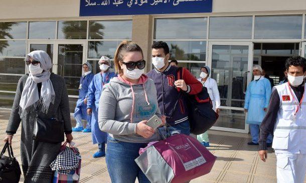 """تسجيل 2533 إصابة جديدة مؤكدة بـ""""فيروس كورونا"""" في المغرب خلال 24 ساعة الأخيرة"""