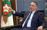فوزي لقجع يضع ترشيحه لعضوية مجلس الاتحاد الدولي لكرة القدم