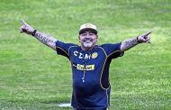 وفاة أسطورة كرة القدم الأرجنتينية دييغو أرماندو مارادونا عن عمر يناهز ال60 سنة
