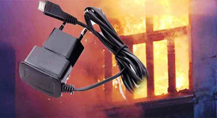 حريق ضخم وضحيتين ضواحي البيضاء بسبب انفجار شاحن هاتف